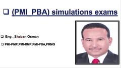 (PMI_PBA )Business Analysis Simulation Exams  .