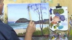 Acrylic Painting Beginners Seascape Projects