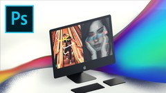 Create Amazing Photoshop Projects and Learn Essentials