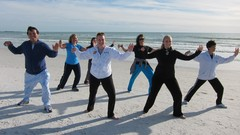 Tai Chi Instructor Training Certification Course Part 1/3
