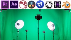 GREEN SCREEN BOOTCAMP 2018: Key it right with 8 softwares