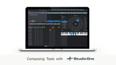 Composing Tools with Presonus Studio One ✅