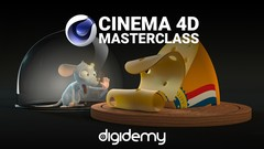 Cinema 4D Masterclass: The Ultimate Guide for Beginners | Udemy