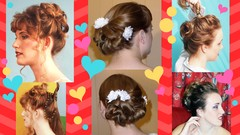 Super Easy & Fast DIY Hairstyles anyone can do!