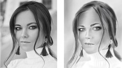 Portrait drawing techniques for beginners