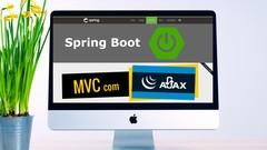 Spring Boot & MVC com AJAX | Udemy