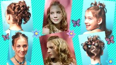 Hairstyles & Updo's for Tweens (young teens)