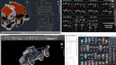 Tasarım mühendisinden Autocad 2019 dersleri! Sıfırdan!
