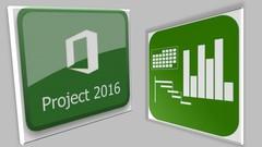 Gerindo Projetos com Ms Project 2016 em 7 Dias