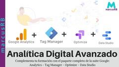 Imágen de Avanzando con la Analítica digital con Google Analytics