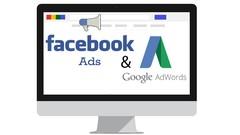 Google Adwords e Facebook Ads - Marketing Digital Iniciantes