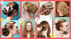 Classic & Contemporary Chignon Hairstyle Tutorials