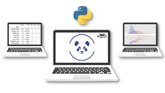 The Complete Pandas Bootcamp: Master your Data in Python  | Udemy