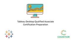 Tableau Desktop Qualified Associate Exam - Prep