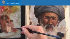 Netcurso-pintura-de-rostos-e-figuras-a-oleo-com-paleta-reduzida