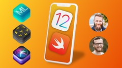 iOS 12: Learn to Code & Build Real iOS 12 Apps in Swift 4 2
