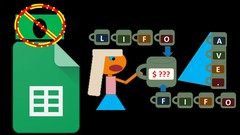 Google Sheets-Accounting Inventory Costs–Example Problems