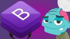 Imágen de Bootstrap 4 para Zombies - ¡De Novato A Sensei!