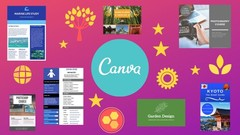 Use Canva for all your graphic projects