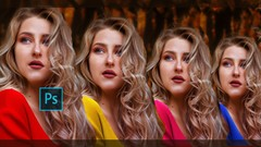 How to Change & Fix ANY Color in Photoshop