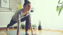 How to Exercise Without Joining a Gym, Form Muscle at Home