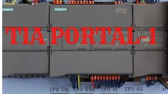 Siemens TIA Portal for S7-1200 PLC Programming(PLC-SCADA-10