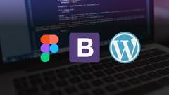Curso Diseño y Desarrollo web desde Cero Figma Bootstrap WordPress