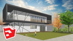 Show your design in its best form using Sketchup