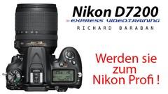 Nikon D7200 Express Videotraining
