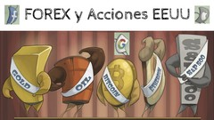 Imágen de ✔ Invertir en Forex y Acciones EEUU - De 0 a experto (16hs)