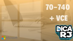 Prep Exame 70-740 - Windows Server 2016 + Super Arquivo .VCE