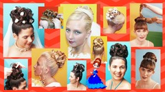 Updo Hairstyles fit for the Princess in Everyone!