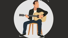 Left Handed Guitarist Lessons