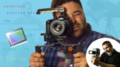 DSLR Filmmaking Masterclass: Learn to Shoot & Tell a Story