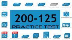 Cisco CCNA 200-125 Practice Test (2019 New Edition)