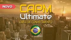 CAPM® Simulados Exame PMBOK 6ª Ed 2018 por Área Conhecimento