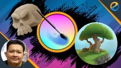 Krita basic to advanced digital painting