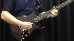 Técnica e Expressão na Guitarra Solo