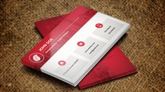 Design Business Cards With Photoshop