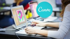 Creating with Canva: Design Like A Pro With No Experience