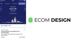 Ecom Design : 30 Astuces Design pour le Dropshipping
