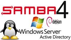Infraestrutura de TI com Samba4 + AD + Pfsense + File Server