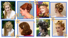 Learn these Retro & Vintage Inspired Hairstyles!