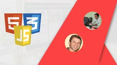 HTML, CSS, JavaScript - Build 6 Creative Projects   Udemy