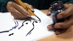The Ultimate guide to Persian Calligraphy, Nastaliq Sript