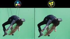 Davinci Resolve 15 Fusion: Pro VFX - Remove Markers & Wires