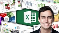 Imágen de Microsoft Excel - Fórmulas y Funciones Avanzadas en Excel