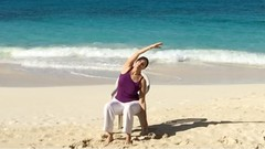Chair Yoga: yoga for everyone!