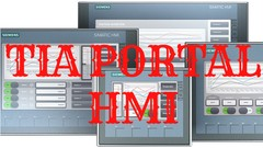 Siemens TIA Portal for KTP400 HMI Programming (PLC-SCADA-12