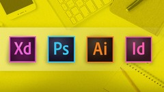 Adobe CC Masterclass: Photoshop, Illustrator, XD & InDesign